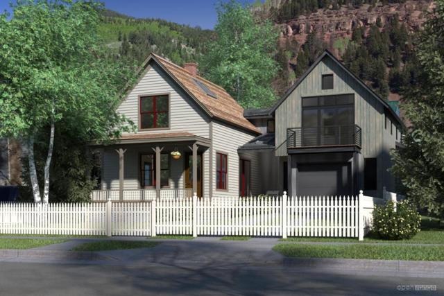 547 W Pacific Avenue, Telluride, CO 81435 (MLS #34429) :: Nevasca Realty