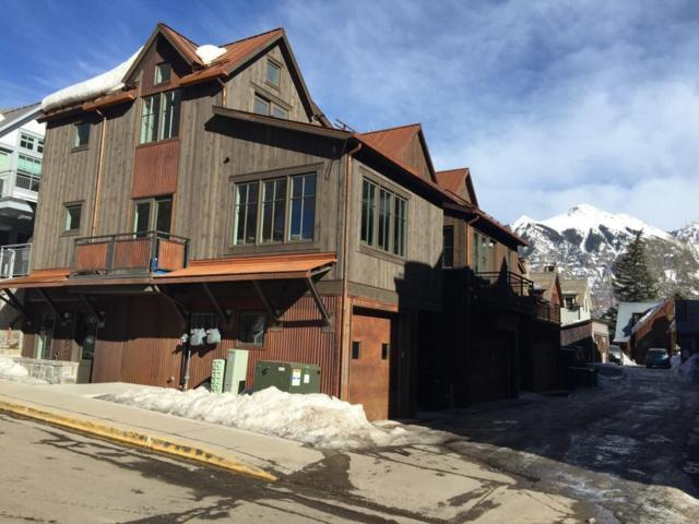 350 W Pacific Street B, Telluride, CO 81435 (MLS #34436) :: Nevasca Realty
