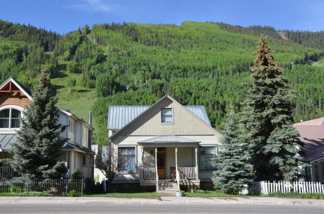 526 W Colorado Avenue, Telluride, CO 81435 (MLS #34686) :: Nevasca Realty