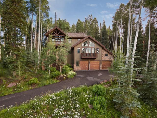 110 Double Eagle Way, Mountain Village, CO 81435 (MLS #34845) :: Nevasca Realty