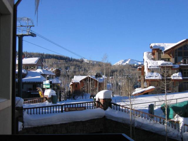 562 Mountain Village Boulevard #7, Mountain Village, CO 81435 (MLS #34913) :: Nevasca Realty