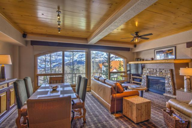 567 Mountain Village Boulevard 215-5, Mountain Village, CO 81435 (MLS #35036) :: Nevasca Realty