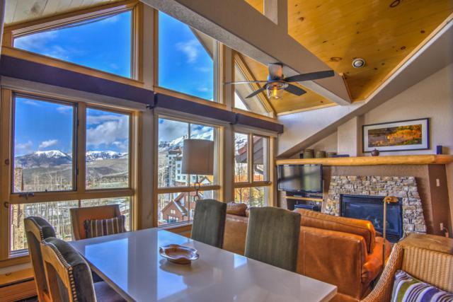 567 Mountain Village Boulevard 406-8, Mountain Village, CO 81435 (MLS #35040) :: Nevasca Realty