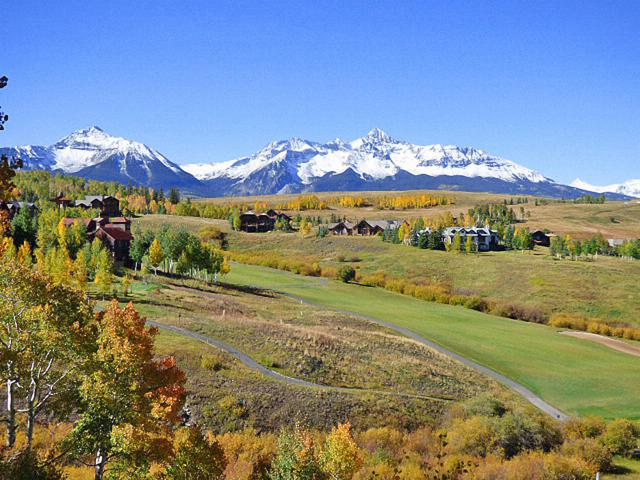 323 Fairway Drive, Mountain Village, CO 81435 (MLS #35045) :: Telluride Properties