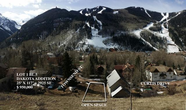 tbd Curtis Drive #1, Telluride, CO 81435 (MLS #35064) :: Nevasca Realty