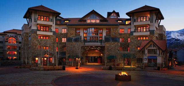 567 Mountain Village Boulevard 304-2, Mountain Village, CO 81435 (MLS #35065) :: Nevasca Realty