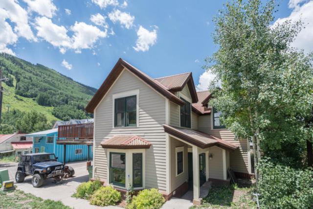 422 W Colorado Avenue D, Telluride, CO 81435 (MLS #35088) :: Nevasca Realty