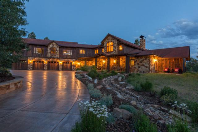 20 Fisher Canyon Court, Ridgway, CO 81432 (MLS #35117) :: Telluride Properties