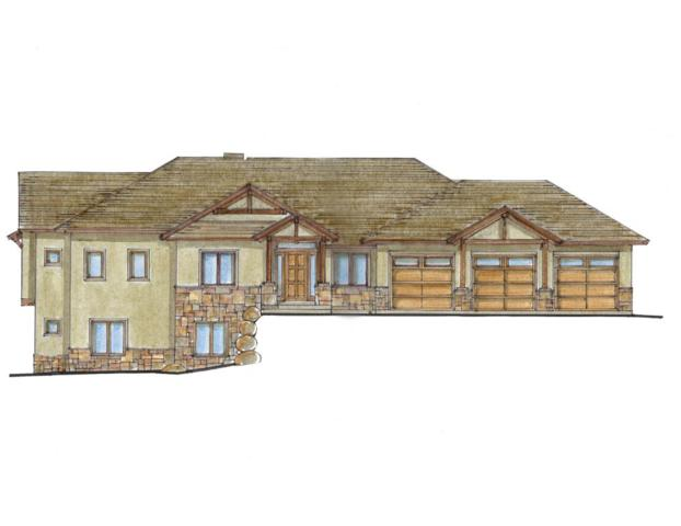 284 S Badger Trail, Ridgway, CO 81432 (MLS #35128) :: Telluride Properties