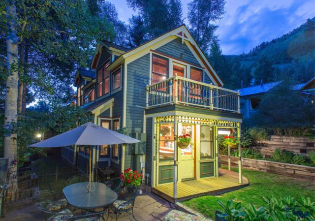 310 N Spruce, Telluride, CO 81435 (MLS #35154) :: Nevasca Realty