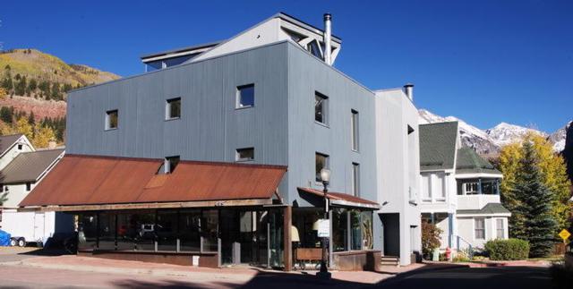 290 S Townsend Street 1, 2 And 3, Telluride, CO 81435 (MLS #35165) :: Telluride Properties
