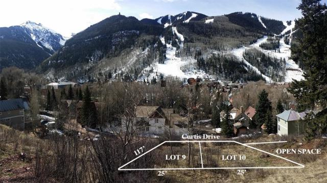 TBD Curtis Drive 9 And 10, Telluride, CO 81435 (MLS #35231) :: Nevasca Realty