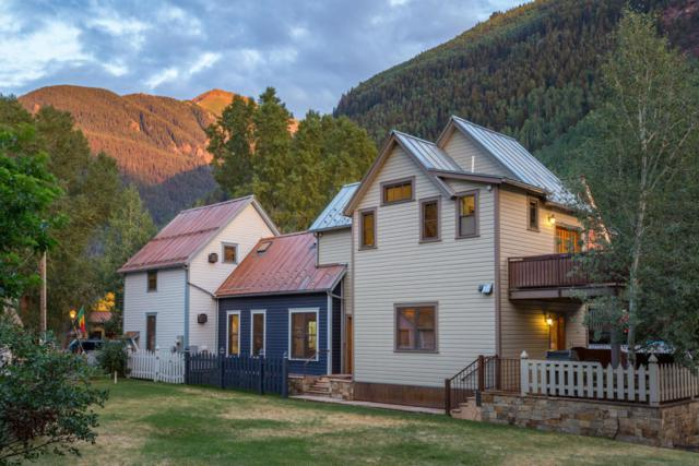 233 S Oak Street, Telluride, CO 81435 (MLS #35252) :: Telluride Properties