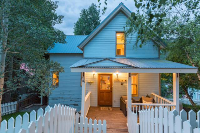 316 E Galena Avenue, Telluride, CO 81435 (MLS #35269) :: Nevasca Realty