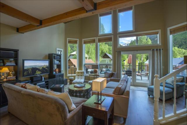 940 E Columbia Avenue, Telluride, CO 81435 (MLS #35320) :: Nevasca Realty