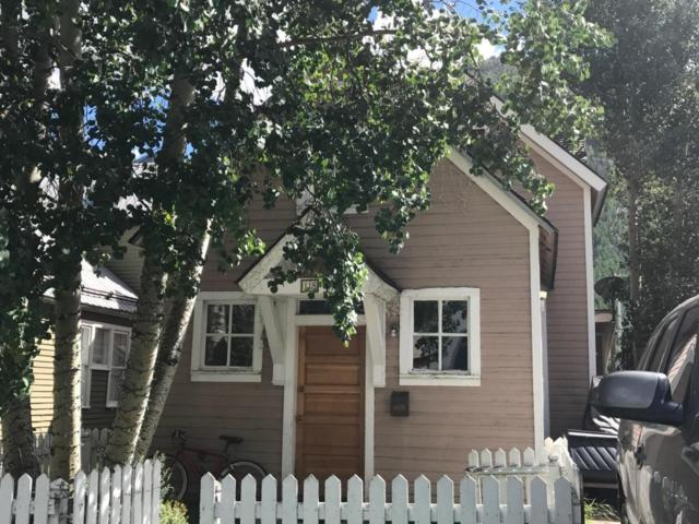 118 E Columbia Avenue, Telluride, CO 81435 (MLS #35342) :: Nevasca Realty