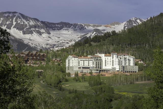 136 Country Club Drive #752, Mountain Village, CO 81435 (MLS #35364) :: Telluride Properties