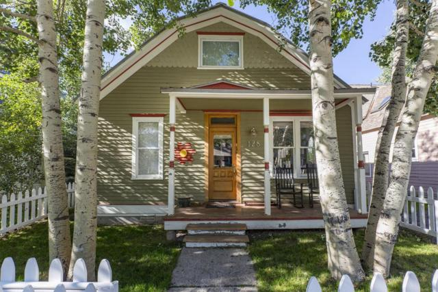 128 E Columbia, Telluride, CO 81435 (MLS #35366) :: Nevasca Realty