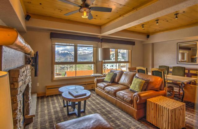 567 Mountain Village Boulevard 413-3, Mountain Village, CO 81435 (MLS #35410) :: Nevasca Realty