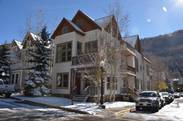 658 W Columbia Avenue, Telluride, CO 81435 (MLS #35510) :: Nevasca Realty