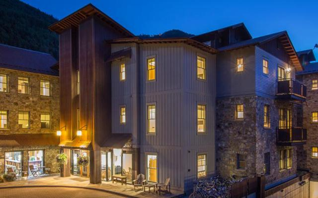 550 Depot Avenue #107, Telluride, CO 81435 (MLS #35528) :: Telluride Properties