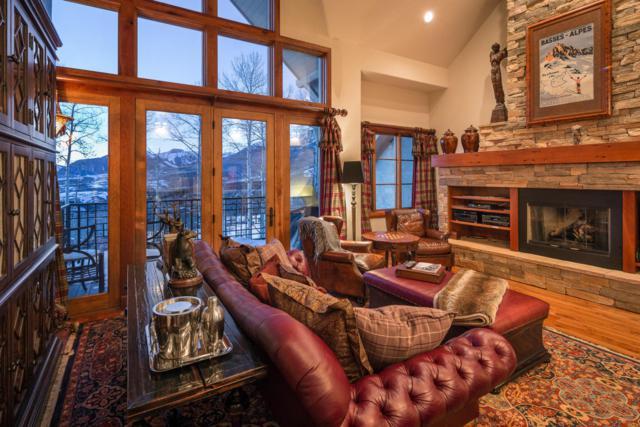 100 Aspen Ridge Drive #16, Mountain Village, CO 81435 (MLS #35576) :: Telluride Properties