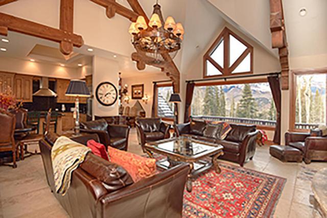 207 Wilson Peak Drive, Mountain Village, CO 81435 (MLS #35613) :: Nevasca Realty