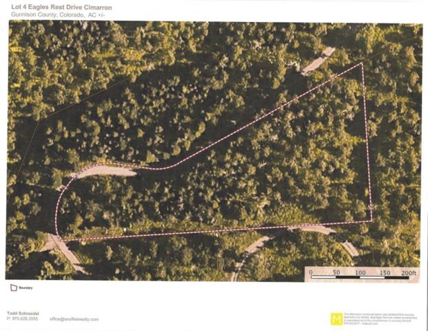 Lot 4 Eagles Rest Drive, Out Of Area, CO 75402 (MLS #35641) :: Telluride Properties