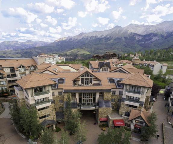 567 Mountain Village Boulevard 404-6, Mountain Village, CO 81435 (MLS #35650) :: Nevasca Realty