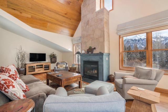 368 S Davis A-10, Telluride, CO 81435 (MLS #35653) :: Telluride Properties