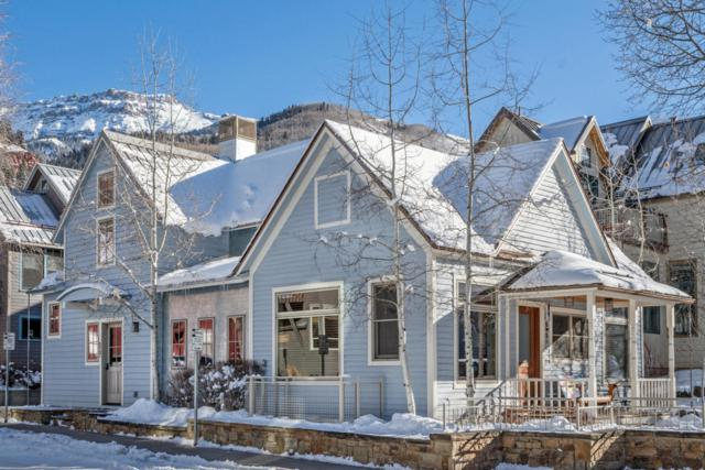 573 W Pacific Avenue, Telluride, CO 81435 (MLS #35680) :: Nevasca Realty