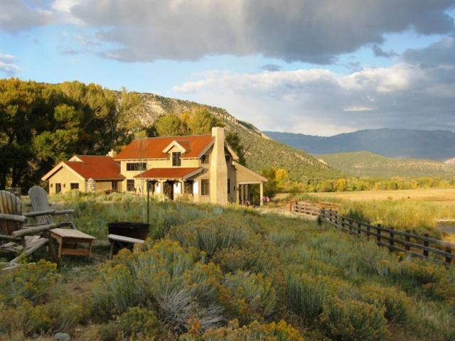 3200 Co Rd 24, Ridgway, CO 81432 (MLS #35699) :: Telluride Properties
