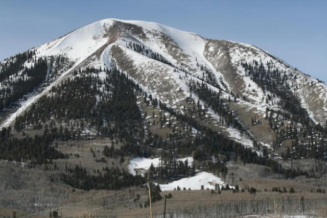 TB D County Road 737, Out Of Area, CO  (MLS #35711) :: Nevasca Realty