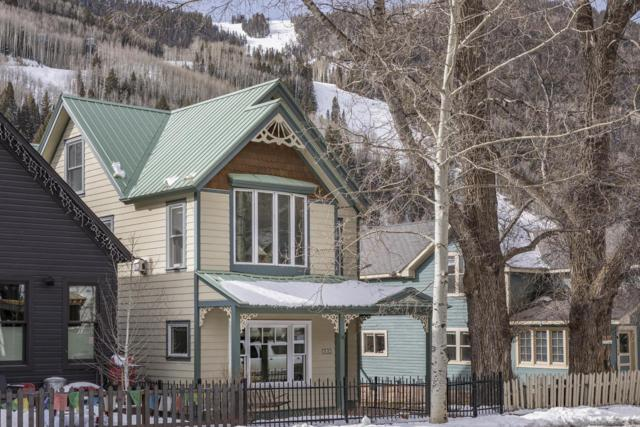 542 W Pacific Avenue A, Telluride, CO 81435 (MLS #35716) :: Nevasca Realty