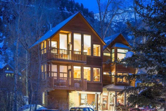 627 W Pacific Avenue #402, Telluride, CO 81435 (MLS #35717) :: Nevasca Realty