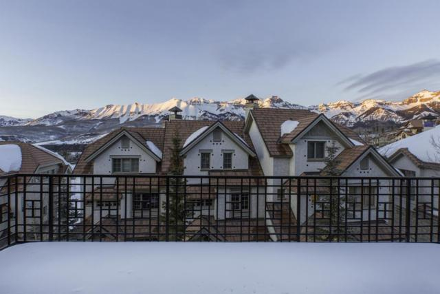 110 Aspen Ridge #29, Mountain Village, CO 81435 (MLS #35727) :: Telluride Properties