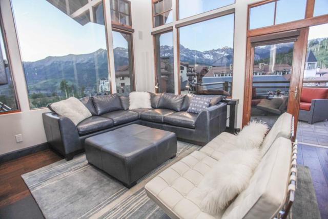 560 Mountain Village Boulevard #401, Mountain Village, CO 81435 (MLS #35728) :: Telluride Properties