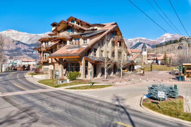 560 Mountain Village Boulevard #204, Mountain Village, CO 81435 (MLS #35733) :: Nevasca Realty