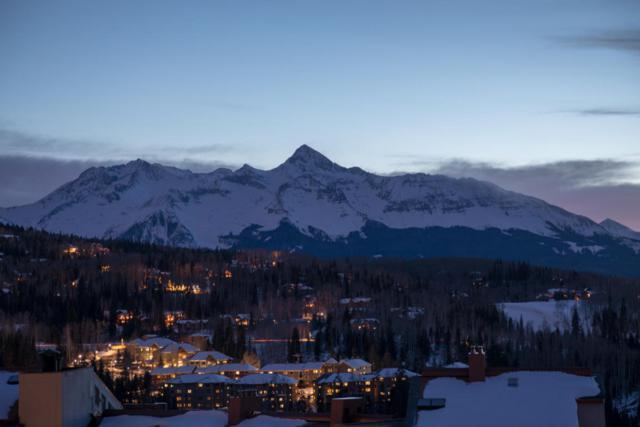 117 Sunny Ridge Place A404, Mountain Village, CO 81435 (MLS #35774) :: Telluride Properties