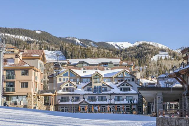 117 Lost Creek Lane 30A & 30B, Mountain Village, CO 81435 (MLS #35789) :: Nevasca Realty