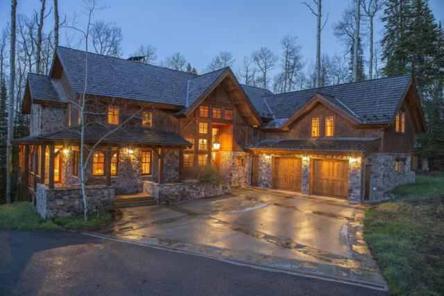122 Highlands Way, Mountain Village, CO 81435 (MLS #35790) :: Nevasca Realty