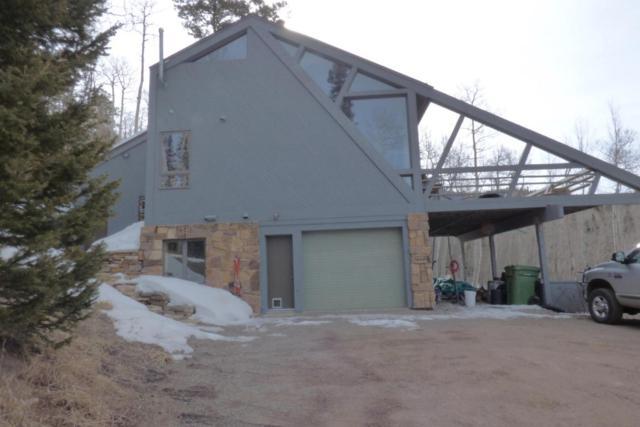 632 Saddlehorn Lane, Telluride, CO 81435 (MLS #35792) :: Telluride Properties