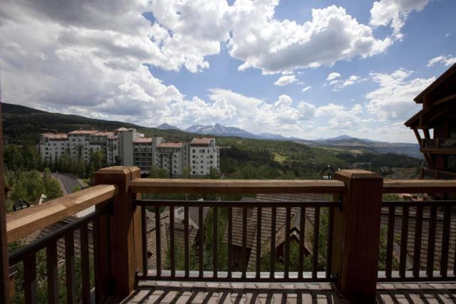 117 Sunny Ridge 124/A203, Mountain Village, CO 81435 (MLS #35810) :: Telluride Properties