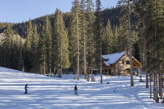 538 Benchmark, Telluride, CO 81435 (MLS #35821) :: Nevasca Realty