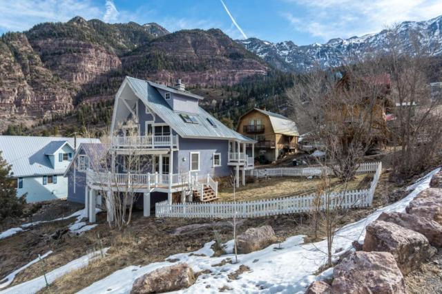 200 Ski Hill Lane, Ouray, CO 81427 (MLS #35822) :: Telluride Properties