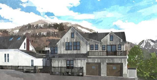 120-B N Fir Street East (B), Telluride, CO 81435 (MLS #35827) :: Telluride Properties