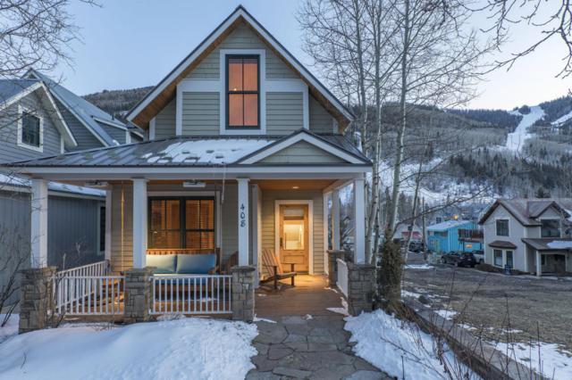 408 W Colorado Avenue, Telluride, CO 81435 (MLS #35849) :: Telluride Properties