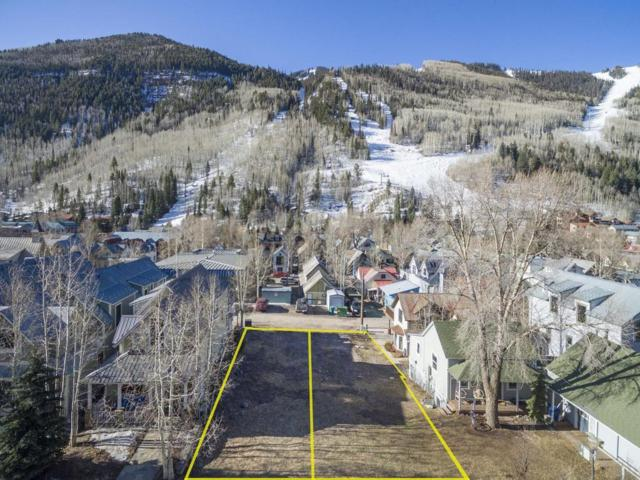 TBD W Colorado Avenue 36 & 37, Telluride, CO 81435 (MLS #35850) :: Nevasca Realty