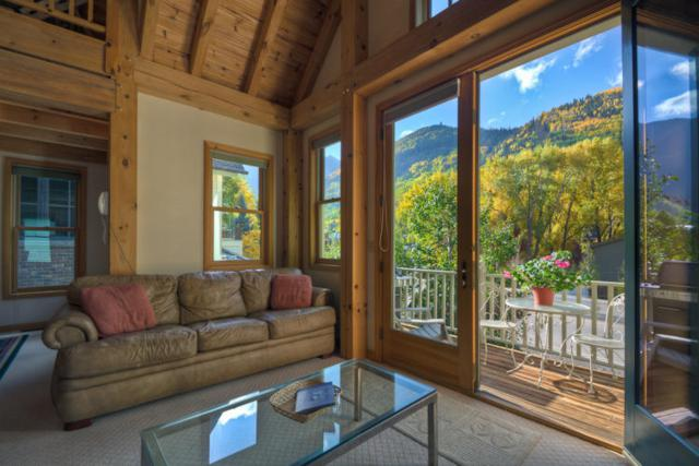 615 W Colorado Avenue A, Telluride, CO 81435 (MLS #35914) :: Nevasca Realty