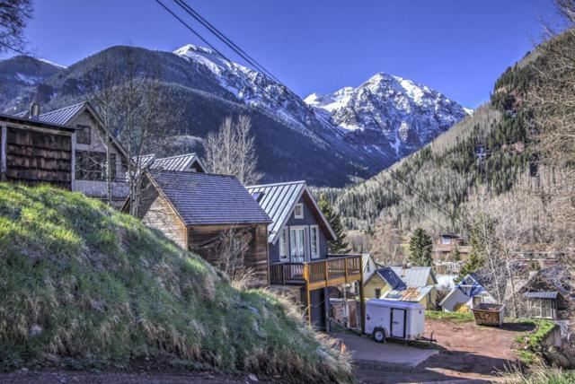 207 E Gregory Avenue 8&9, Telluride, CO 81435 (MLS #35939) :: Telluride Properties